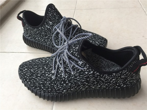 Comparison: Adidas Yeezy Boost 350 Turtle Dove vs. Pirate Black